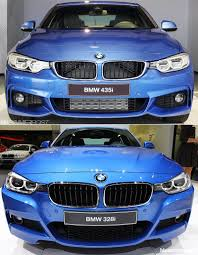 BMW Convertible bmw 320i vs 328i vs 335i : A Look at 4 Series vs 3 Series M Sport and M Performance Parts