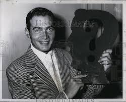 1960 Press Photo Bill Marlowe, WNAC Radio Disc Jockey - RSL89785 ...