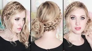 Photos Coiffure Cheveux Mi Long Avec Une Pince Tuto Tendance