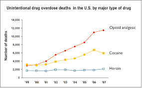 Drug Use Statistics Chart Heroin Use In The United States Data And Recent Trends