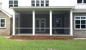 diy screen porch kits screen porch kits by