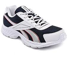 reebok mens running shoes. reebok men\u0027s blue \u0026 white running shoes mens p
