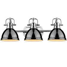 black bathroom lighting. amazing of black bathroom vanity light 270 best images about guest on pinterest ceramic wall lighting e