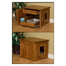 furniture to hide litter box. Hidden Cat Litter Boxes Excellent 64 In Box Enclosure Ideas 17 Furniture To Hide