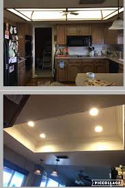 under cabinet led lighting options. Fixing Lights Under Kitchen Cabinets Inspirational Az Recessed Lighting Transformation Demo Led Cabinet Options N