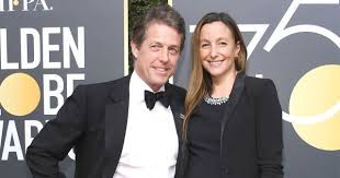 tv producer at 57 hugh grant gets married for the first time to swedish tv