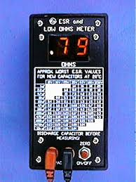 Esr Meter Tips