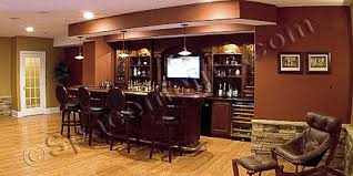 basement wet bar. Finished Basement Design And Remodeling Projects By Spacements, Inc. Wet Bar