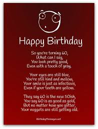 Turning 50 Quotes Magnificent Funny Birthday Poems Page 48
