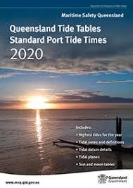 Queensland Tide Tables Maritime Safety Queensland