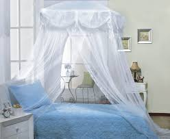 King Bed Canopies Bed Canopy Bed White Canopy Mosquito Net Full ...