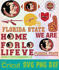 Thus those measurements are approximated from the drawing. Florida State Seminoles Football Ncaa Logo Svg Png Dxf Movie Design Bundles