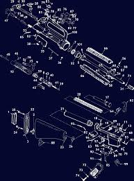 Ar 15 Schematic Exploaded Gun Diagrams Gun Parts Midwayusa