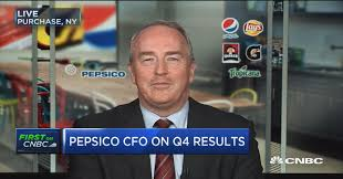 pepsi cfo the world has gone from a volatile place to an even pepsico cfo we have terrific momentum