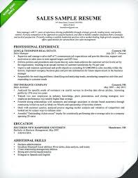 Telecom Sales Executive Resume Sample Insurance Sales Resume Sample