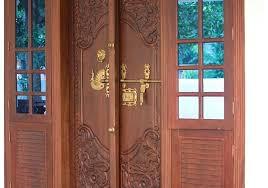 front double doors. Kerala House Front Double Door Designs Style For Houses Single . Doors R