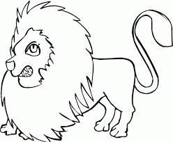 Small Picture Free Printable Lion Coloring Pages For Kids Printable Image 13 of