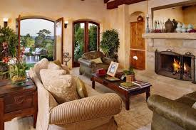 Tuscan Inspired Living Room Awesome Decorating Ideas