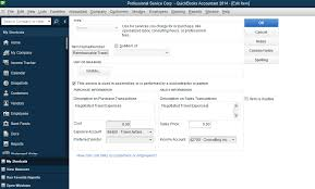 Quickbooks Desktop How To Manage Billable Expenses Using