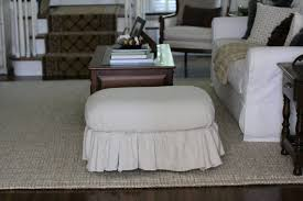 ottoman slipcover sure fit slipcovers matching chair and covers for ottomans slipcovered furniture nice designs ever