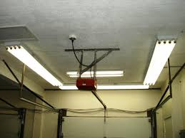 surprising idea led garage ceiling lights fluorescent lighting