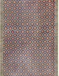 oversized vintage indian dhurrie rug bb6192