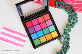 nyx makeup palette. last year nyx cosmetics launched a new range of eyeshadow palettes containing 16 colors each. there are four (4) palettes: \ nyx makeup palette