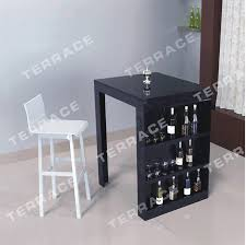 wine rack dining table. (FREE SHIPPING)Lucite Mini Bar Table With Wine Rack,Modern Acrylic Pub Tables Rack Dining