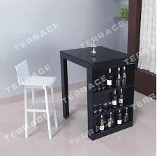 wine rack bar table. (FREE SHIPPING)Lucite Mini Bar Table With Wine Rack,Modern Acrylic Pub Tables Rack