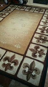 fleur de lis area rugs area rug black fleur de lis area rug