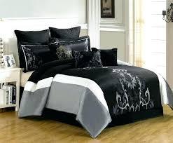 california king comforter dimensions cal king bedspreads and comforters cal king bedding piece black and gray