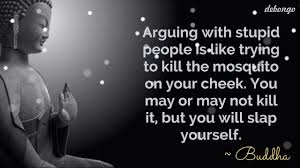 Arguing With Stupid People Quotes