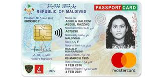 Multi-application Digital Next Level The Maldives Secureidnews To - Drives Id