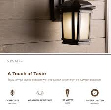 quoizel outdoor wall sconce outdoor designs
