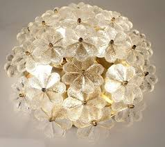 glass flower ceiling lights amazing led ceiling lights outdoor ceiling lights