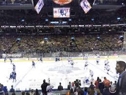 Toronto Maple Leafs Seating Chart Map Seatgeek