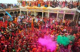 holi where to celebrate s festival of colours in london hindu devotees participate in rituals for the holi festival at the nandji temple in sanjay kanojia afp getty images