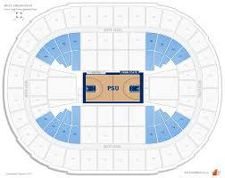 Bryce Jordan Center Seating Chart Wrestling Bryce Jordan Center Penn State Seating Guide