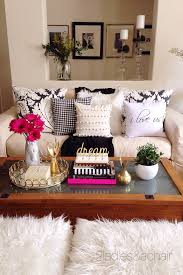 Image Round 3 Easy Elegant Book Stack With Gold Accent Art Homebnc 37 Best Coffee Table Decorating Ideas And Designs For 2019
