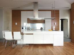 Kitchen Contemporary Kitchen Design Ideas With Modern White Also - White modern kitchen