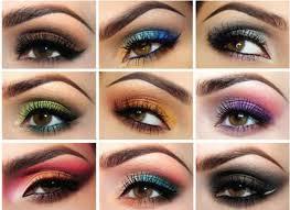 eyeshadow color choice
