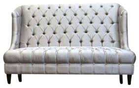 High Back Loveseat Spacious Tufted Home Design Ideas94