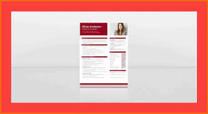 8 Resume Templates For Openoffice Budget Reporting