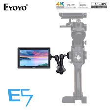 "<b>Eyoyo</b> E5 <b>5</b>"" <b>Inch</b> 1920x1080 Mini HDMI Field Monitor 4K IPS On ..."