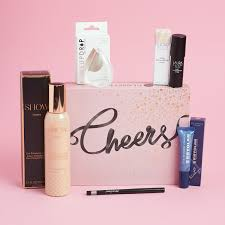 glossybox subscription box review december 2017 my