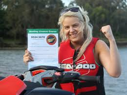 Passed - Boating South Jetski Licence Australia
