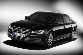 2015 Audi A8 L security revealed,
