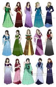Clothing Design Ideas dress n clothes designs p5 12 diferion wedding by maddalinamocanu on deviantart 1 2 clothing art clothing design cosplay ideas dresses design