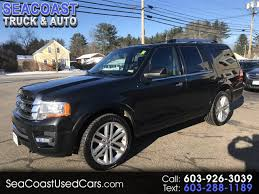 Seacoast Lighting Hampton Falls Used 2015 Ford Expedition Limited 4wd For Sale In Hampton