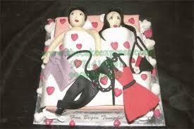 Send First Night Cake To Gurugram Online Buy First Night Cake